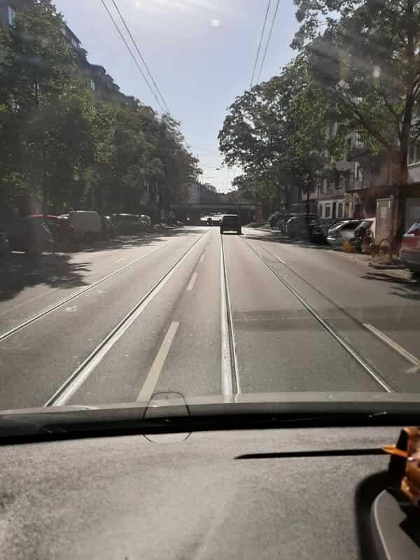 Bus do Belgii