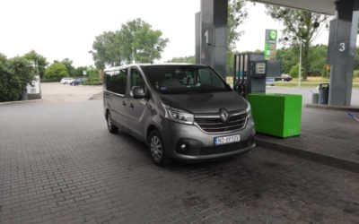 Bus Gołdap Niemcy