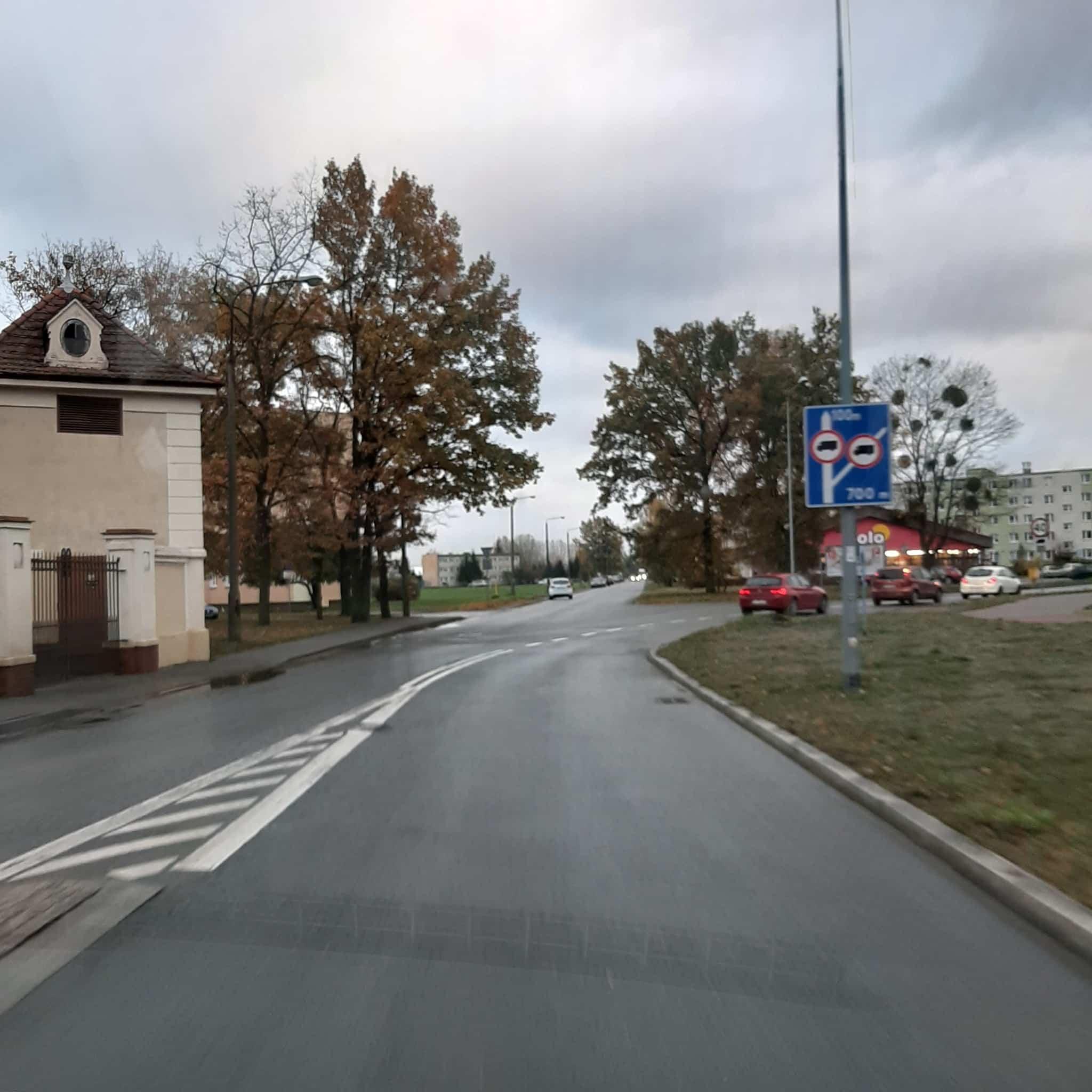 Bus Węgorzewo Niemcy