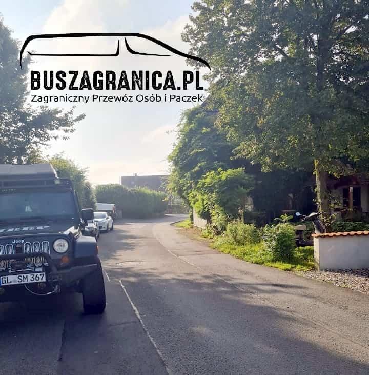 Bus Barczewo Niemcy
