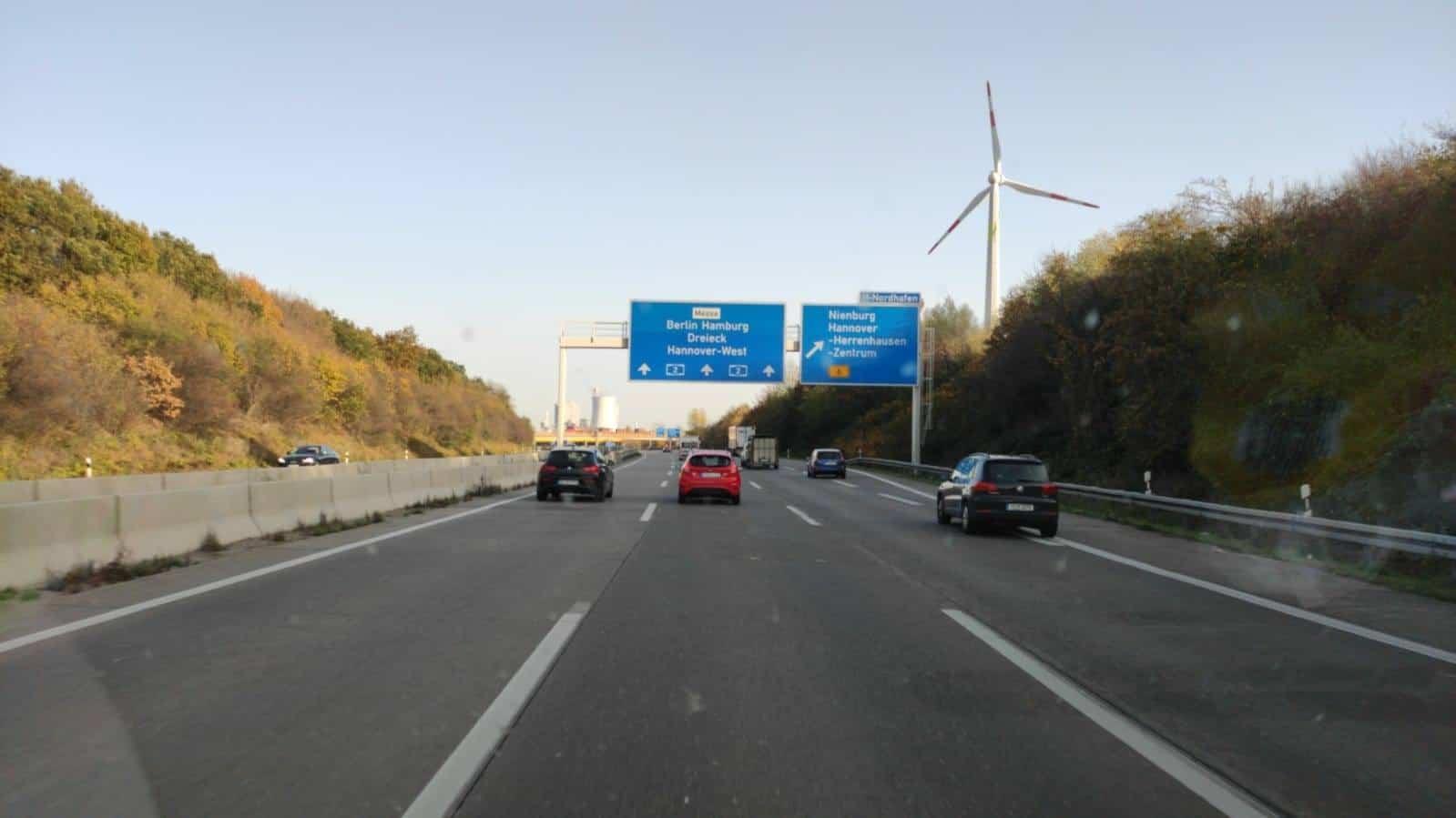 Busy Olsztyn Niemcy